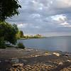 Ontario Lake.
