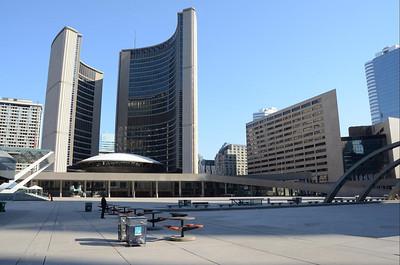 Toronto Street Tour