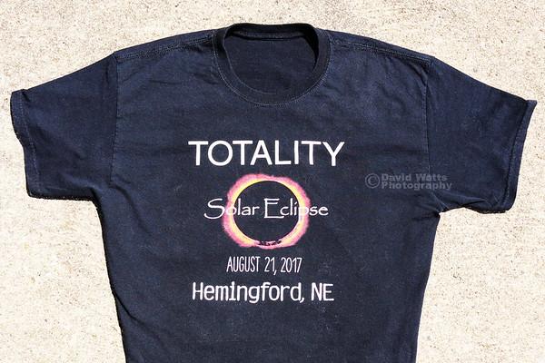 Solar Eclipse, the T-Shirt