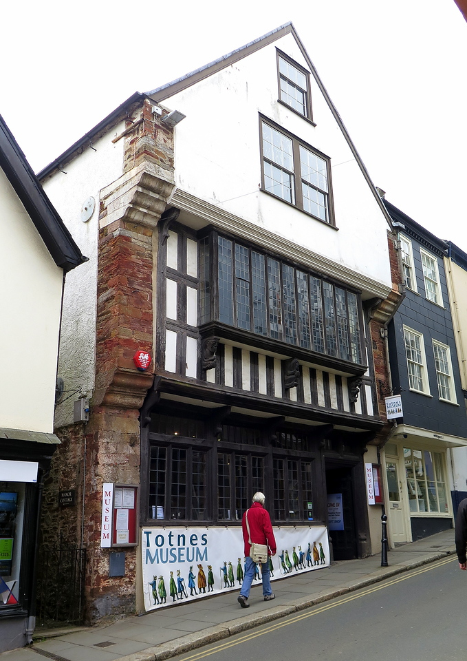 The Elizabethan House museum