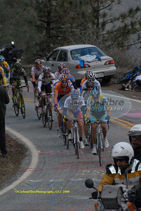 Leipheimer on Hamilton Mountain