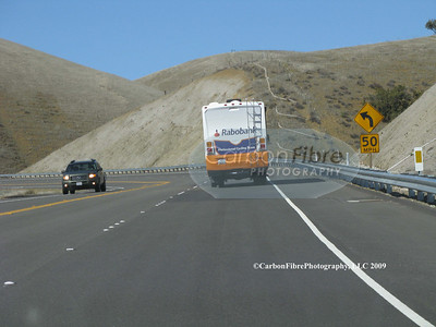 Stage 5-Rabobank climbs California Highway 41