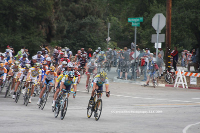 Stage 7-Armstrong leads yellow jersey into Pasadena