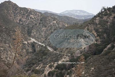 Stage 7-Peloton in Tujunga Canyon