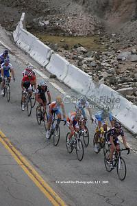 Stage 7-Breakaway-Hincapie, Vande  Velde and Schleck climb Tujunga Canyon