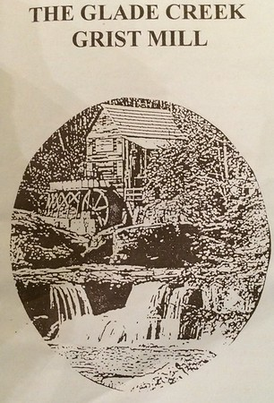 2015 08-02 Glade Creek Grist Mill brochure