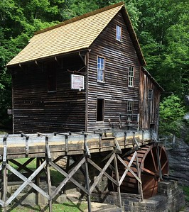2015 08-02 Glade Creek Grist Mill