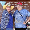 Hickson Petroglyphs Recreation Area with Linda and Ken