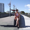 Dearne on the Victoria Bridge, Townsville