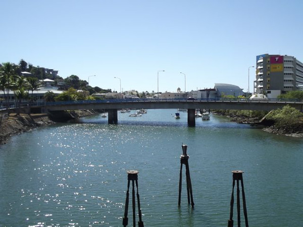 The Ross River, Townsville