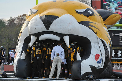 Tigers football ready to take the field for Senior Day