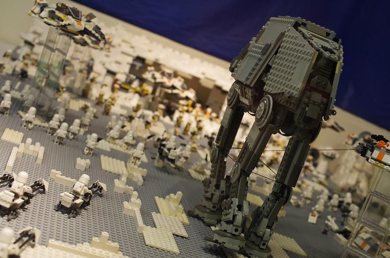 Lego Star Wars - Colmar (France)
