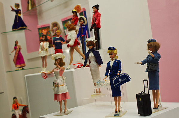 The World of Barbie Doll - Colmar (France)