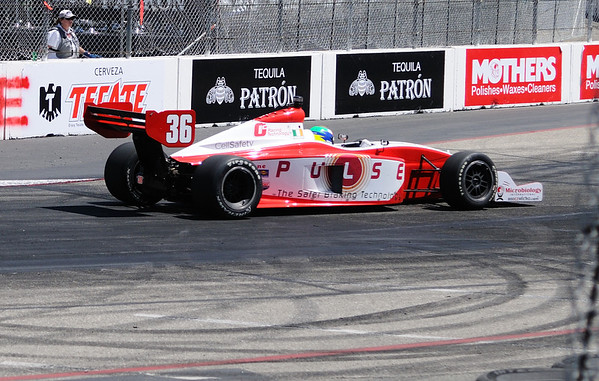 Toyota Grand Prix of Long Beach 2011