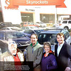 "From the March/April edition of the Toyota Corporate magazine ""Toyota Today"" because we own 7 RAV4s. They flew down their corporate photographer to shoot this in Feb 2013"