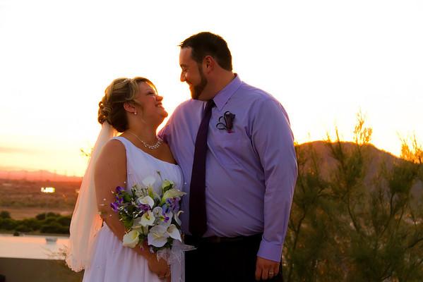Tracia & Aaron's Wedding