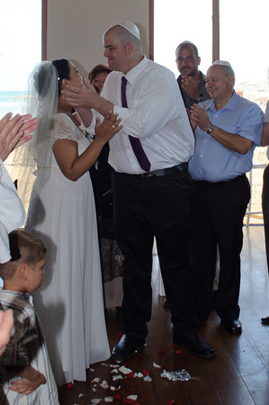 Wedding of Aryeh and Avital