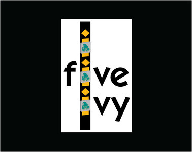 Logos. I love 'em!!!!! An alternative logo for the CD cover; the name of the band is I5 Ivy whose name is inspired by the ivy climbing the walls of the sound barriers in the York neighborhood which is bisected by Interstate 5 in Bellingham, Washington.