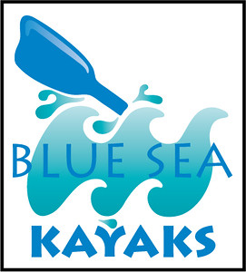 For this assignment for vector illustration, I designed a logo for a fictitious kayak company. I used a blue that was tropical and water/paddle combination to show the connection. Logos are my favorite graphic design element because of the requirement to concisely capture the essence of a company or enterprise.