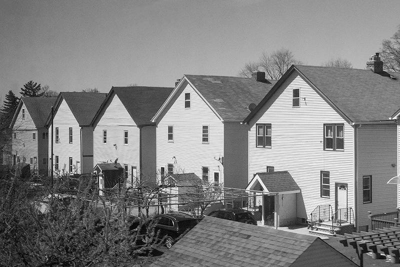 Houses, Elizabeth, NJ<br /> ©2019 Peter Aldrich