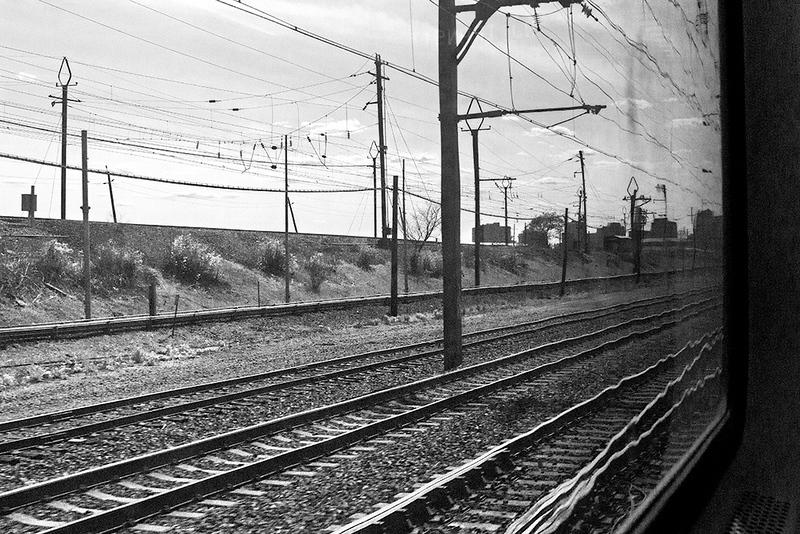 Tracks near Harrison<br /> ©2016 Peter Aldrich