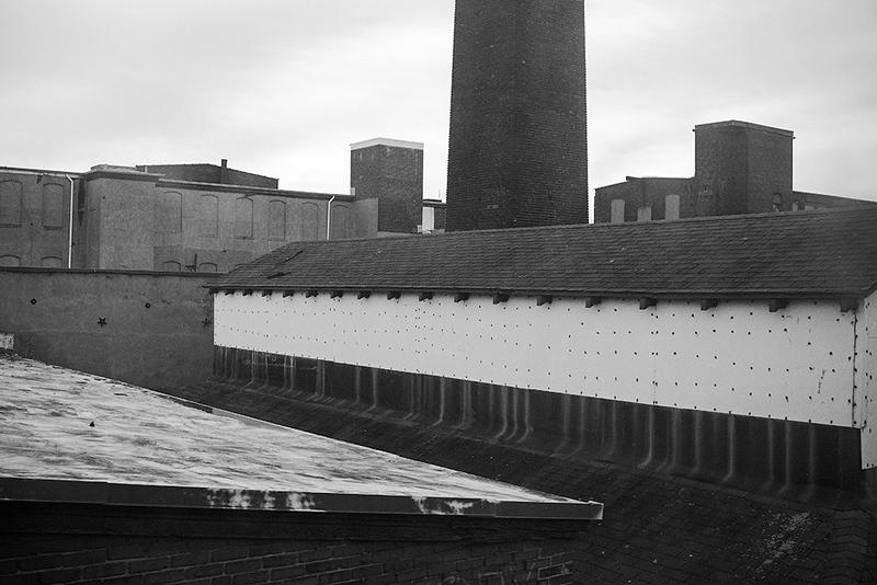 Buildings, Paterson<br /> ©2019 Peter Aldrich