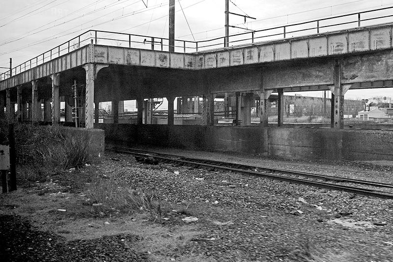 Near Waterfront Connection, Kearny, NJ<br /> ©2019 Peter Aldrich