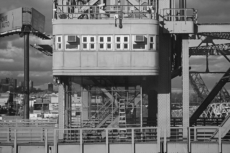 Stickel Bridge over Passaic River, Newark<br /> ©2019 Peter Aldrich