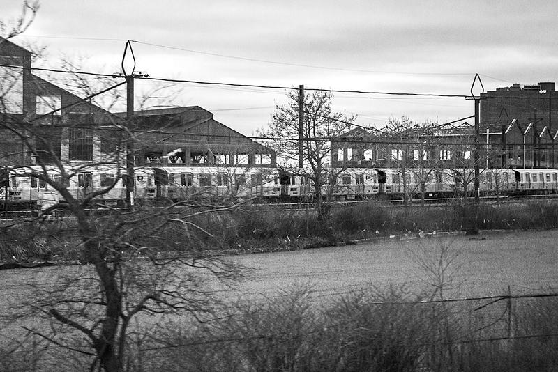 Train window view-Harrison<br /> ©2017 Peter Aldrich