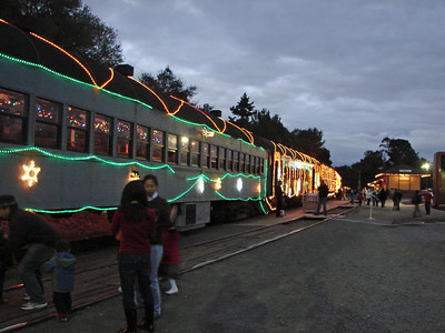 Train of Lights Sunol 2