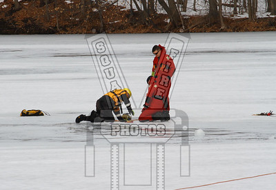 Manchester, Ct Dive/ice rescue training 2/19/17