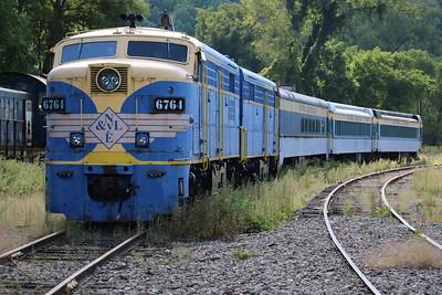 Gowanda Railroad