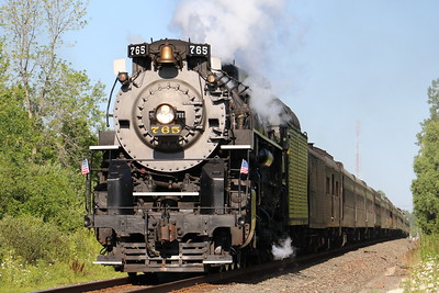 Locomotive 765  08.01.15