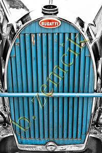 bugatti grille b&w -02