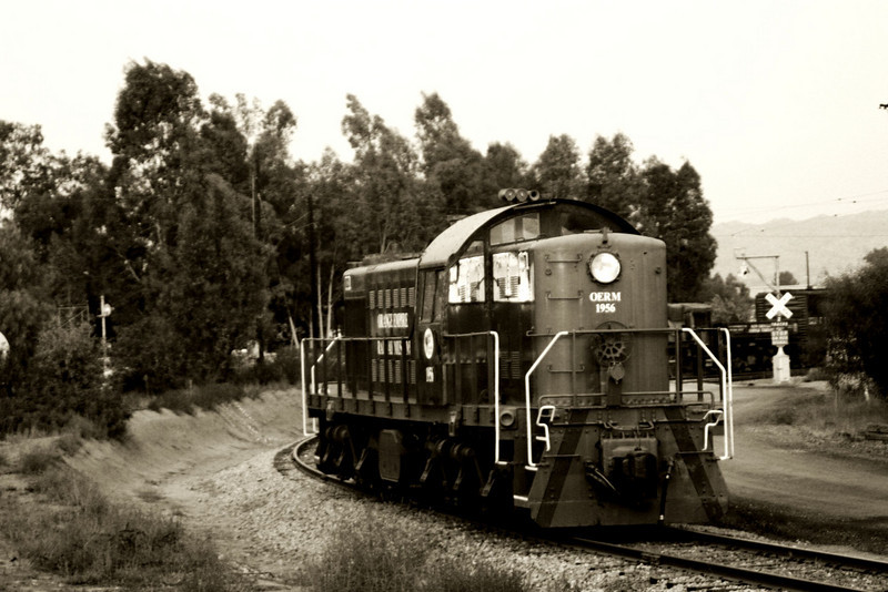 "Edit of picture from 11/2006 ""OERM"" Orange Empire Railway Museum - Perris California"