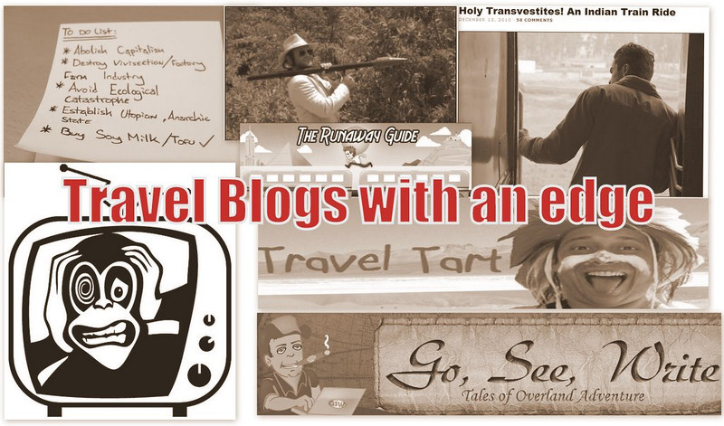Travel Blogs with an Edge