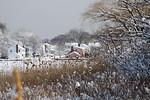My Neighborhood from accross the marsh