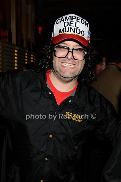 Judah Friedlander<br /> photo by Rob Rich © 2009 robwayne1@aol.com 516-676-3939
