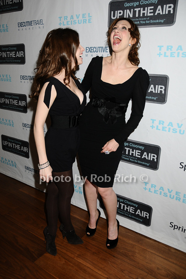 Anna Kendrick, Vera Farmiga