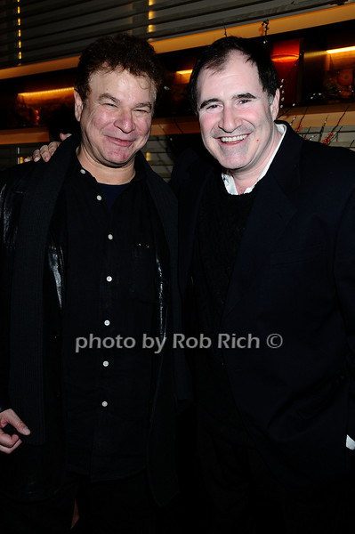 Robert Wohl, Richard Kind<br /> photo by Rob Rich © 2009 robwayne1@aol.com 516-676-3939