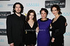 Jason Reitman, Anna Kendrick, Nancy Novogrod, Vera Farmiga<br /> photo by Rob Rich © 2009 robwayne1@aol.com 516-676-3939