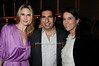 Stephanie March, J. P. Kyrillos, guest<br /> photo by Rob Rich © 2009 robwayne1@aol.com 516-676-3939
