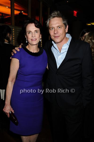 Nancy Novogrod,Walter Kirn<br /> photo by Rob Rich © 2009 robwayne1@aol.com 516-676-3939