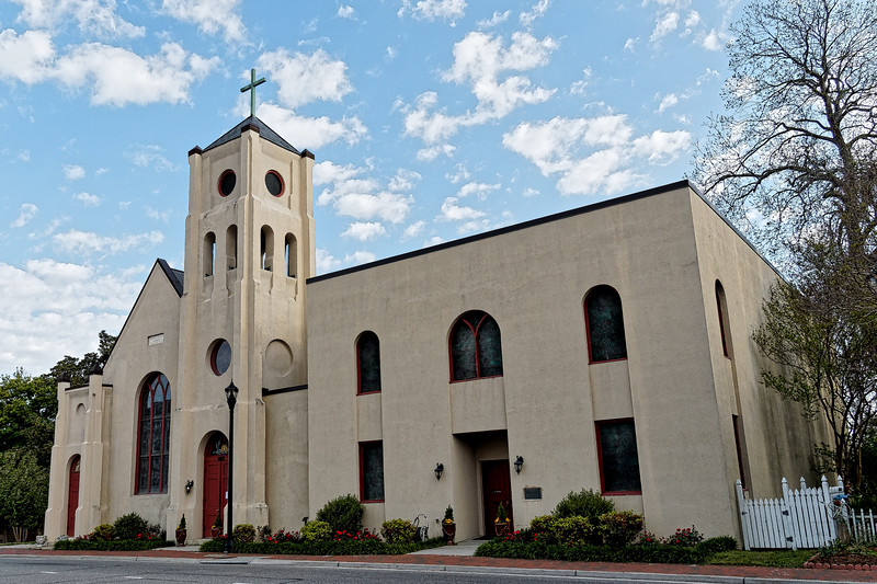 Christ Episcopal Church, Smithfield