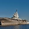 USS Bataan under Overhaul