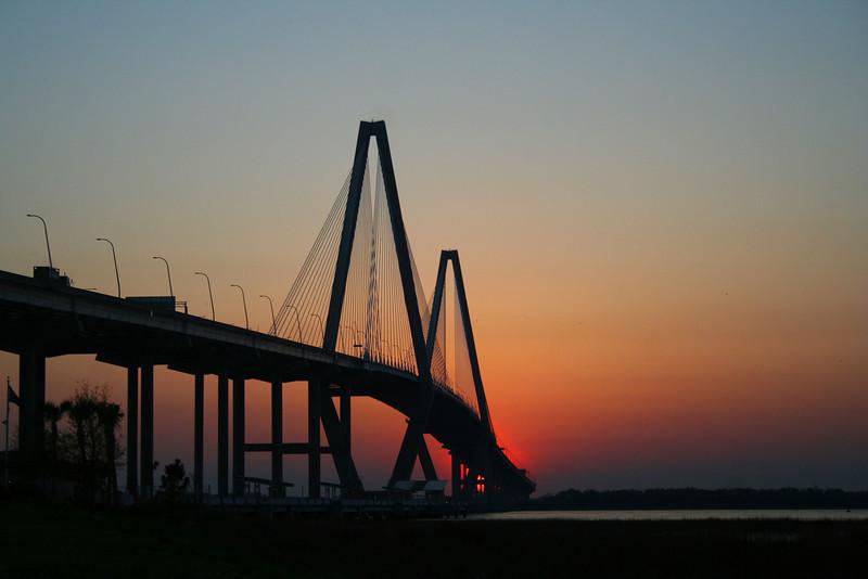 Charleston, SC Aurthur Ravenel Bridge
