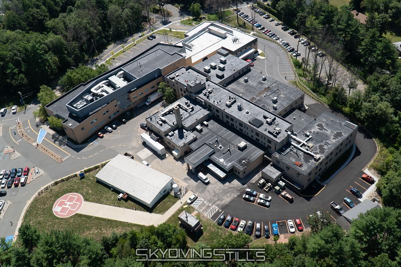 Baystate Wing Hospital, Palmer, MA.