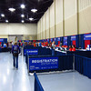 Packet pickup/expo in Tulsa for the Route 66 Marathon
