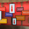 Entrance area at World of Coca-Cola