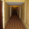 Looks a bit like The Shining doesn't it?<br /> <br /> Hallway in Omni Parker House Hotel - 60 School Street, Boston, MA